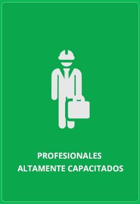 Profesionales Altamente Capacitados