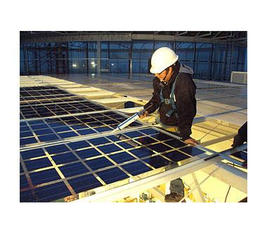 Proyectos con paneles solares